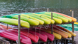 boats pontoons