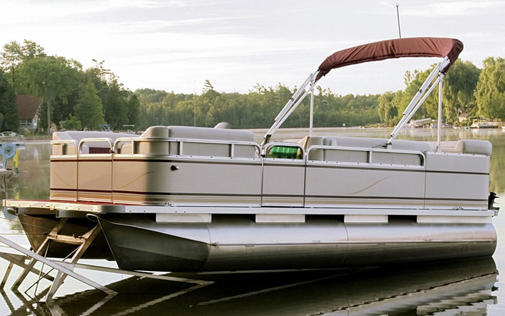 How To Replace Your Pontoon S Floor