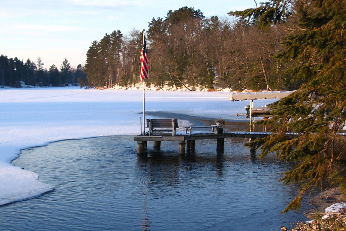 Should You Remove Your Dock Before Winter?
