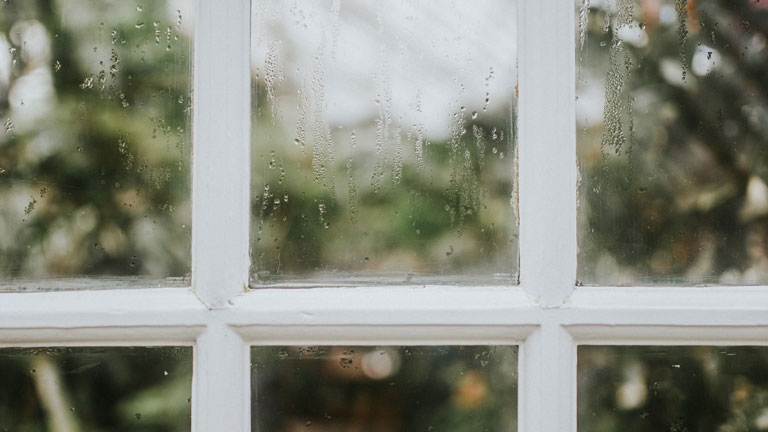Humidity on Windows