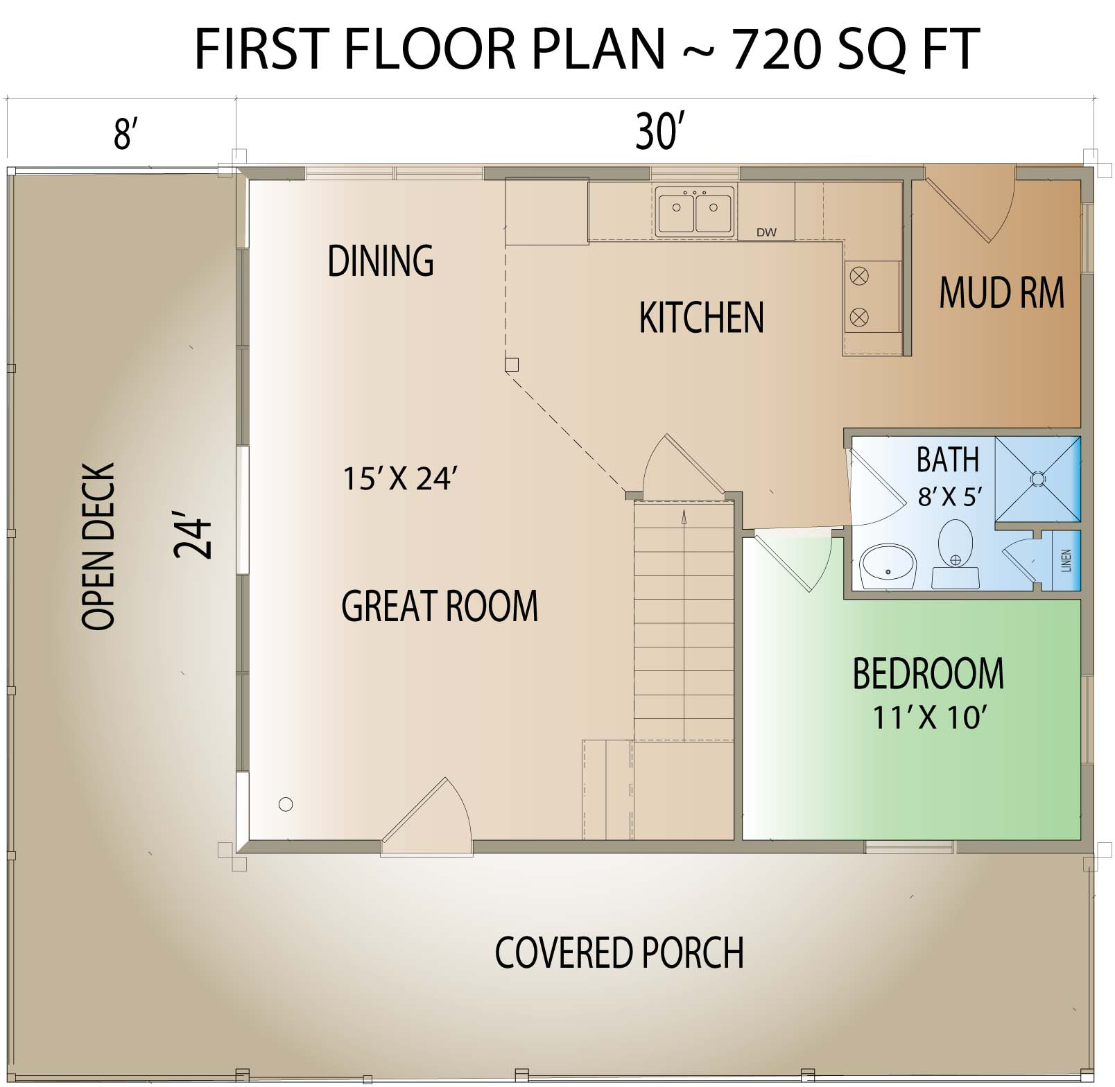 huron log cabin plan by countrymark log homes previous next