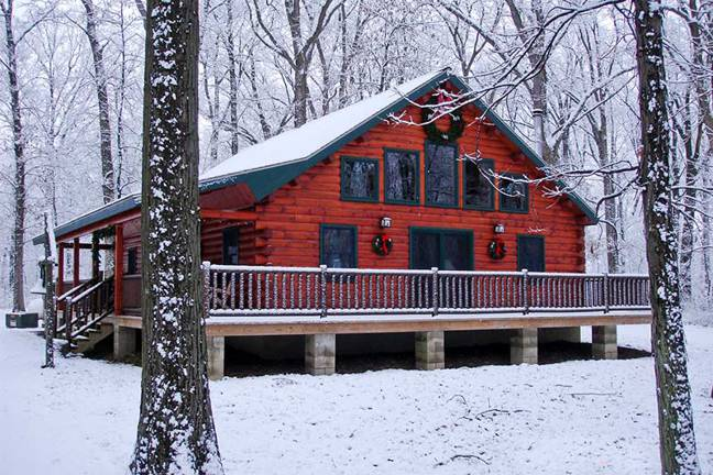 Cheyenne Log Home Plan By Coventry Log Homes Inc