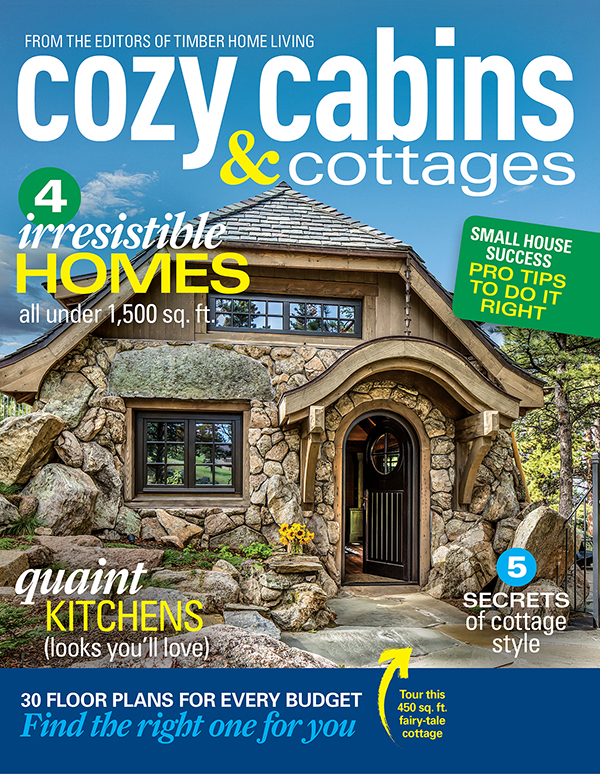 cozy cabins and cottages