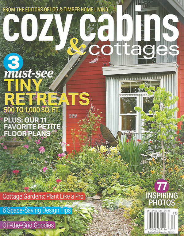 Cozy Cabins & Cottages 2020