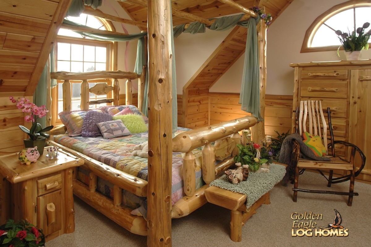 double eagle deluxe home plan by golden eagle log homes
