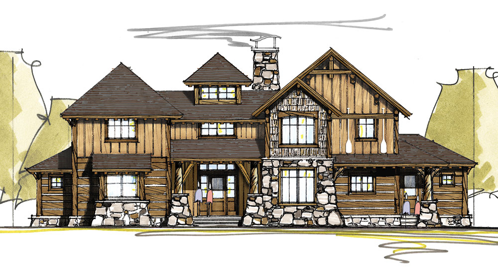 We Take This Floor Plan and Customize It Six Ways