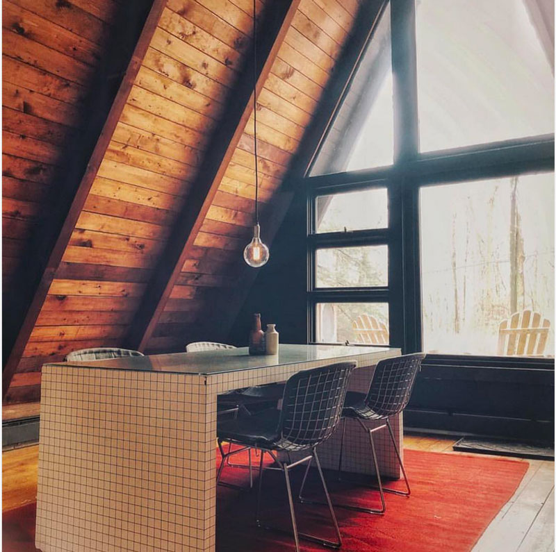 3 A Frames On Airbnb You Don T Want To Miss