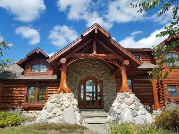 doyle log home services