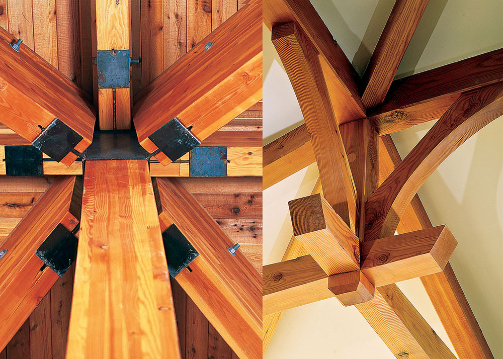 What's the Difference Between Post-and-Beam and Timber Framing?