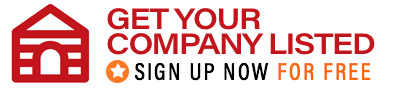 Get Your Company Listed.  Sign up now for free.