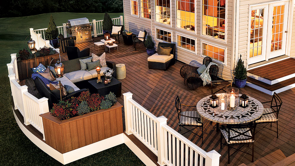 Pros (And Cons!) of Deck + Patio Flooring