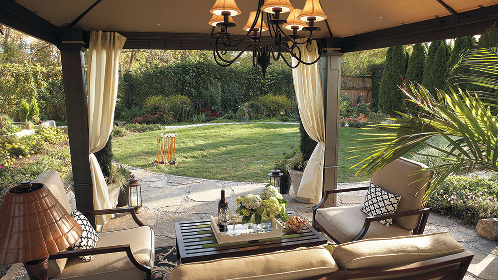 Decorate Your Outdoor Seating Area with Style