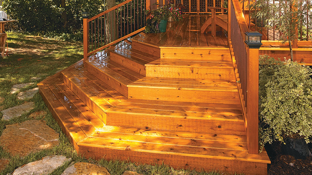 How to Build New Stairs for Your Deck