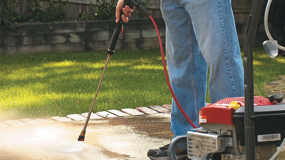 How to Prep + Clean Concrete for Staining
