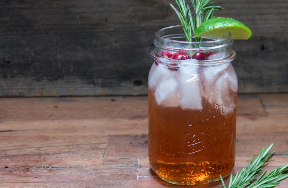 The Mountain Mule Cocktail