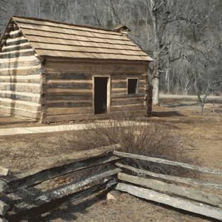 Historical Log Homes