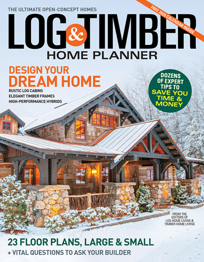 log and timber home planner SIP