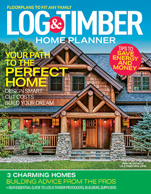 The Log & Timber Home Planner