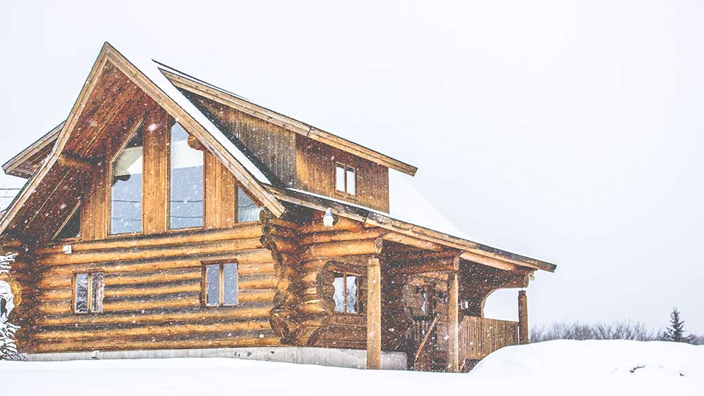 Designing a Home in Snow Country