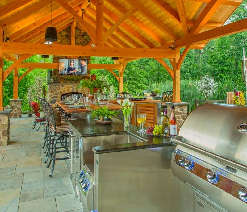 Timber Outdoor Living: Our 10 Favorite Outdoor Spaces For Entertaining