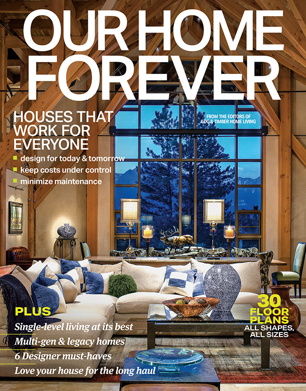 Our Home Forever magazine