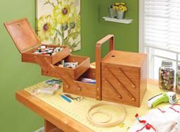 Woodsmith Craft Box