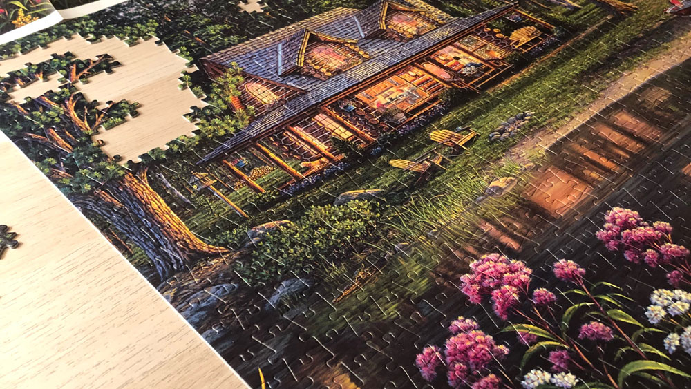 Why Cabin Puzzles Are the Best Rainy Day Lifesaver