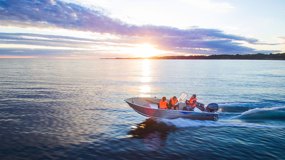 Eco-Friendly Boating: Outboard Motors