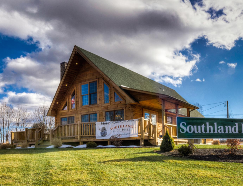Southland Log Homes - Modified Rockbridge
