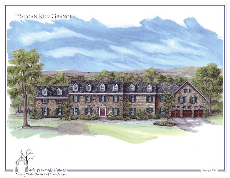 Sugan Run Grange by Winterwoods Homes