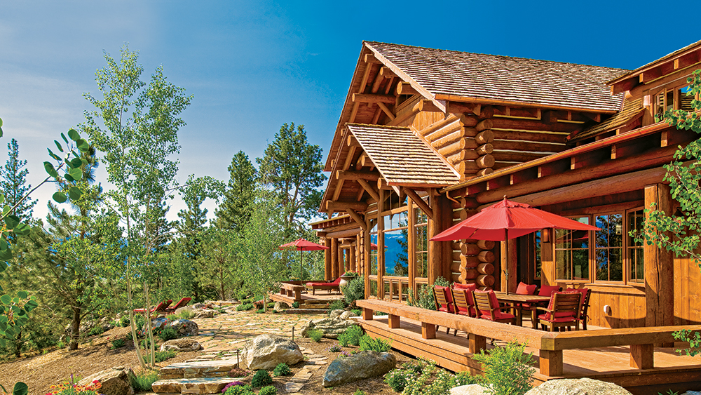 The Ultimate Log Home Wood Guide