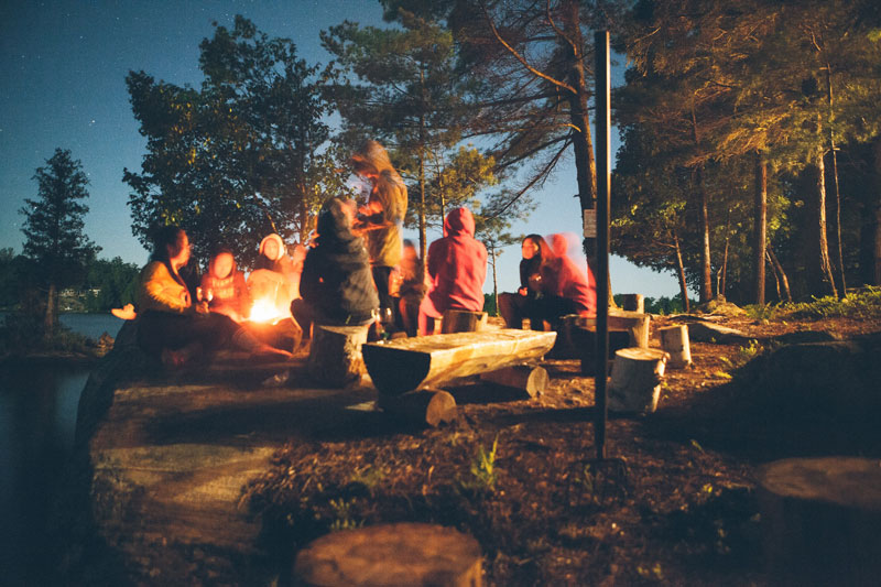 Campfire Storytelling