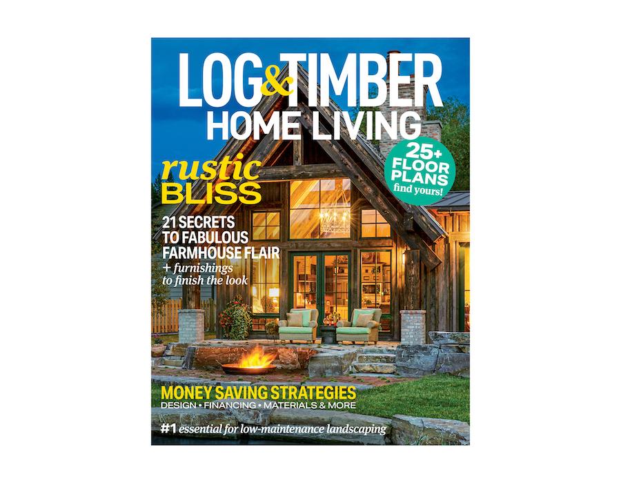 Log & Timber Home Living magazine