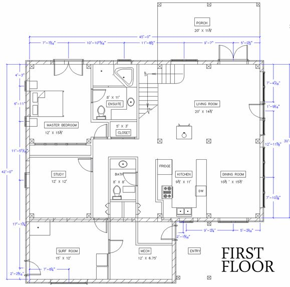 Living off grid floor plan by timberhart woodworks for Off grid plans