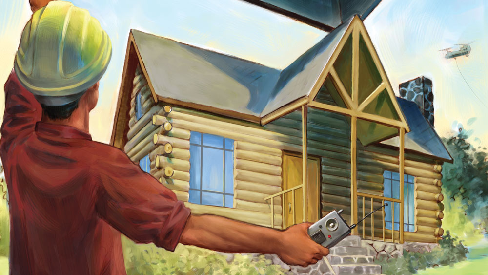 Common Log Home Insurance Questions Answered
