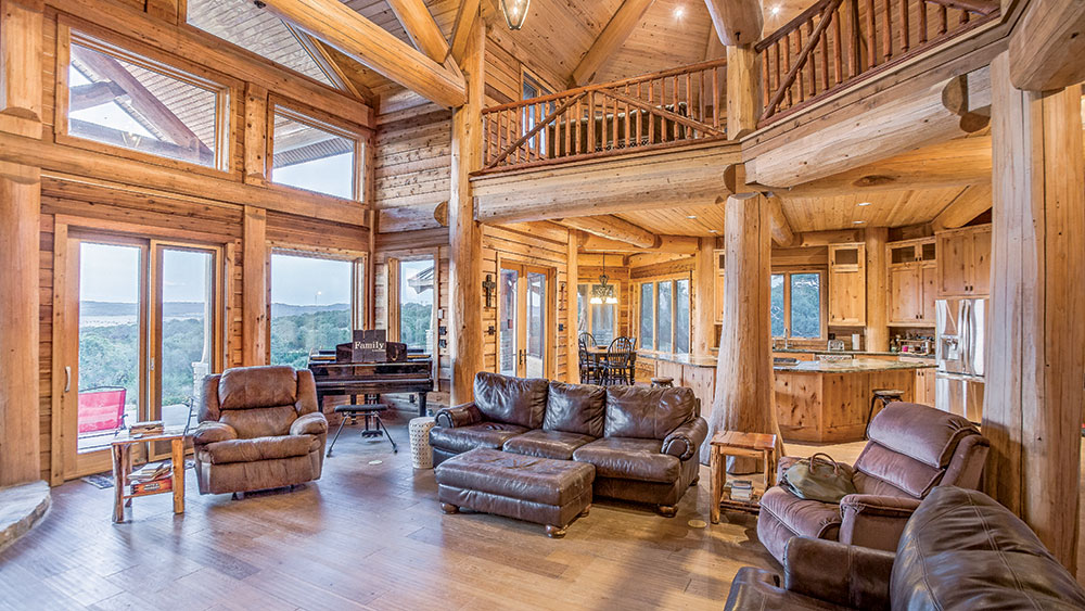 How Much Do Log Homes Cost?