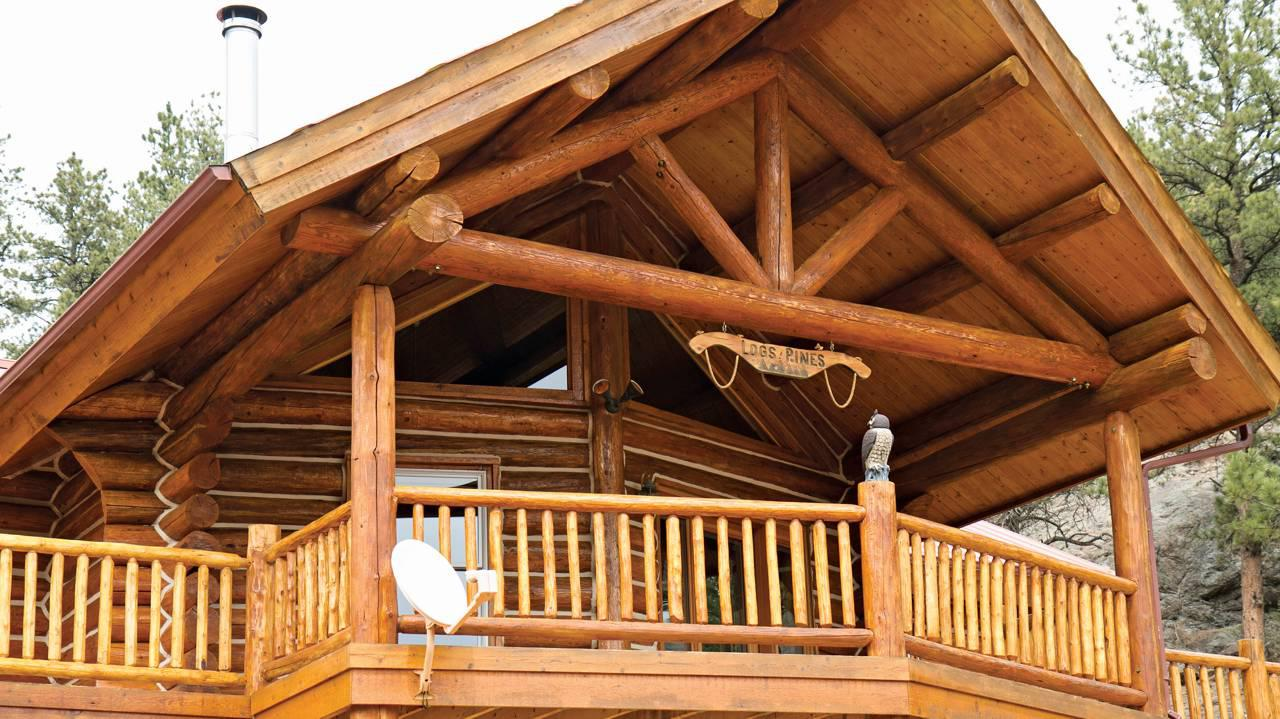 3 Approaches to Safeguard Your Log Home