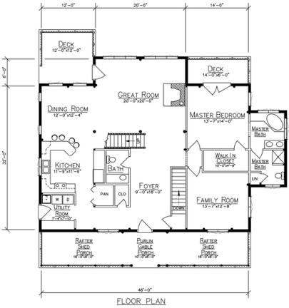 Norfolk First Floor
