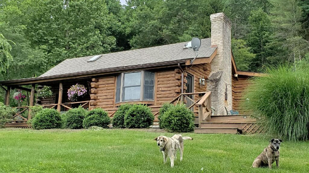 The West Virginia Cabin with Countless Family Memories