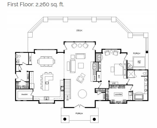 Grandview First Floor