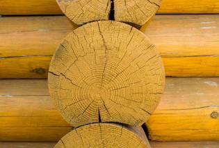 log home maintenance and wood treatment