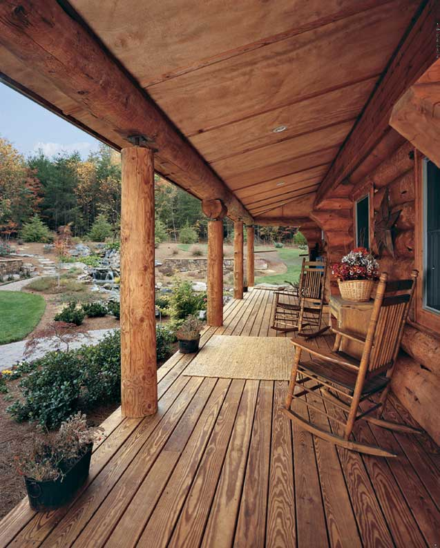 log cabin in north carolina perfect for outdoor log home living