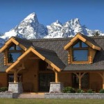 Countrymark Log Homes 4