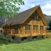 Honest Able Log Homes_Algood_ext