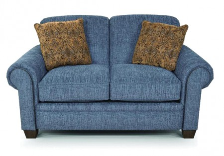 Cheaply made sofas, chairs and loveseats can quickly outlive the value of an upfront discount by the number of times they need to be replaced. Instead, search for a well-made, affordable option that will last more than a couple of years.