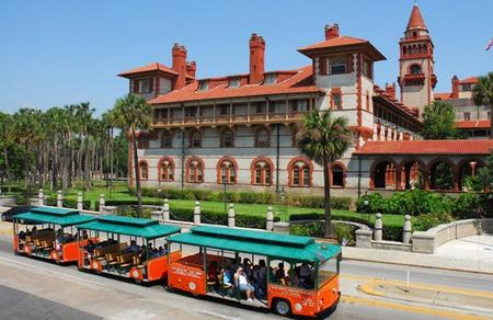 Tour st augustine trolley mover experience
