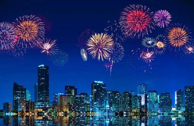 New years cruises from miami