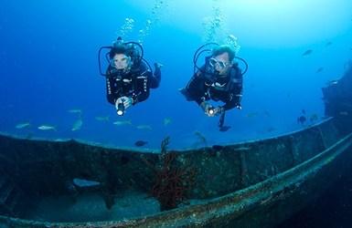 Grand bahama dive