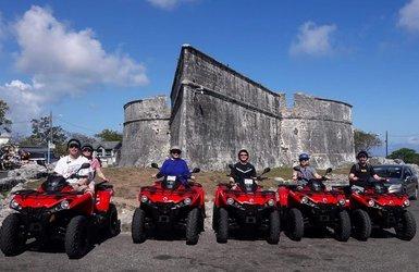 Atv island tour