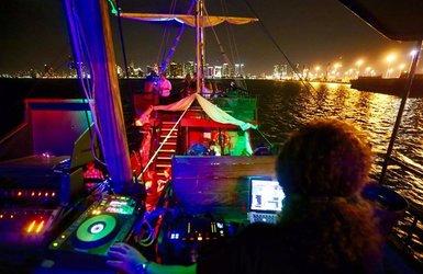 Pirata boat